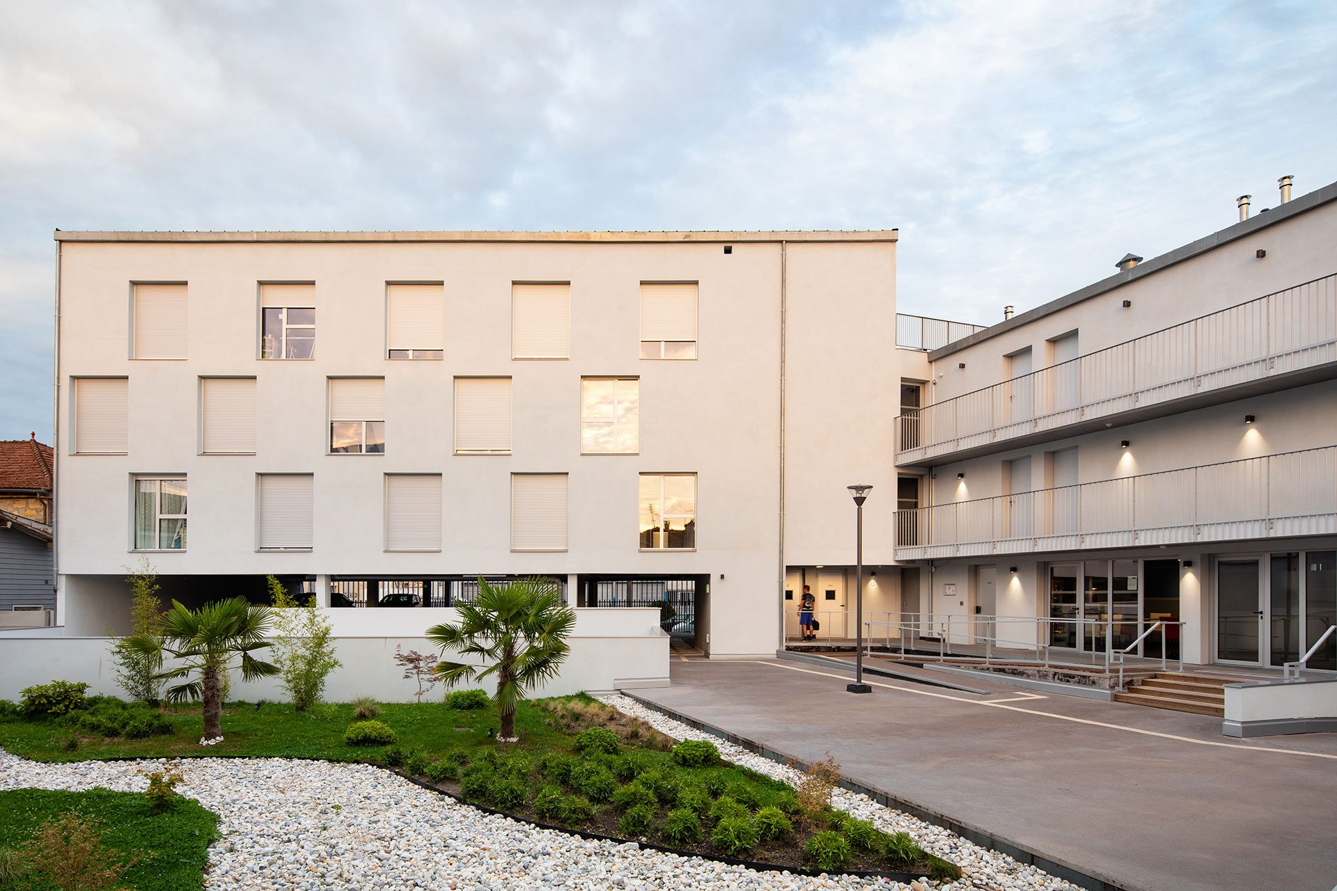 Student Hall