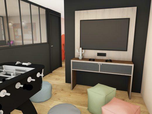 Appartement T2 – Ricci