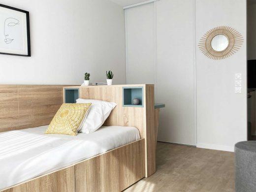 Appartement T1 – Ricci